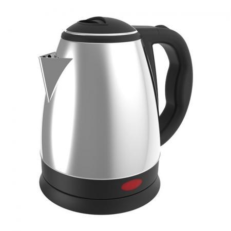 Чайник электрический DUX DX3015 1850 Вт серый 1.5 л нержавеющая сталь 60-0704 чайник dux dxk 601 brown 60 0706 page 8