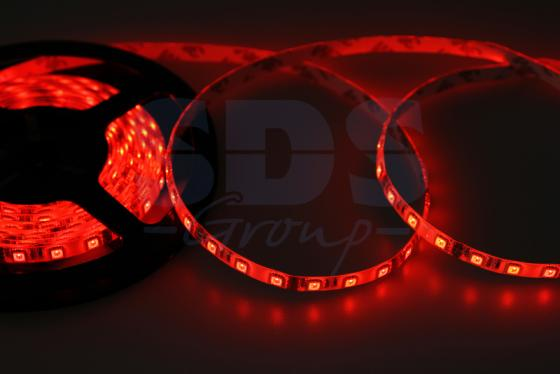 LED лента силикон, 10мм, IP65, SMD 5050, 60 LED/m, 12V, RGB jurus hot sale led 1m 2m 3meters 5m neon light car decor lamp flexible el wire rope tube waterproof strip with 12v inverter