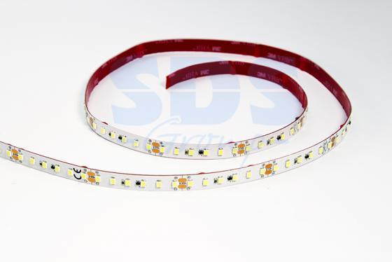 LED лента ПРОФЕССИОНАЛЬНАЯ, 10 мм, IP23, SMD 2835, 120 LED/m, 24V, белая arlight лента 2 5 метра s2 2500 24v day 4000k 15mm 2835 280 led m lux