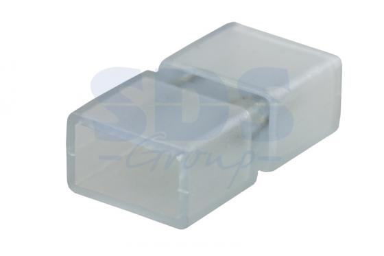 Коннектор соединительный для LED ленты 220В SMD 5050 jrled jr led 5050 smd 14 4w 500lm orange led luminous module white yellow dc 12v