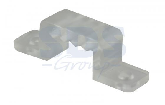 Монтажная клипса для LED ленты 220В SMD 5050 72w waterproof 270 5050 smd led white rgb scrolling strip light w remote controller 5m 12v