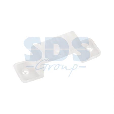 Монтажная клипса для LED ленты 220В SMD 5050 RGB 4 pin male connector cable for 5050 rgb led strip