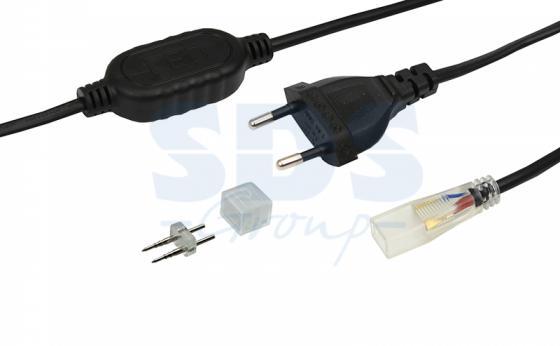 Купить Установочный комплект для LED ленты 220В, 7.5x20мм, до 50м, NEON-NIGHT