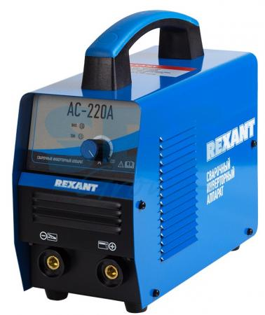 Сварочный аппарат инверторный REXANT® АС-220А
