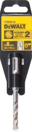 Бур DEWALT DT9528-QZ SDS+ Ф8х50/110мм EXTREME2 бур matrix 71005 sds ф8х50 110мм