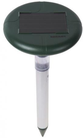 цена на Ультразвуковой отпугиватель змей на солнечной батарее с подсветкой REXANT