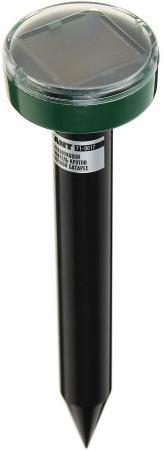 цена на Ультразвуковой отпугиватель кротов на солнечной батарее REXANT R20 71-0017