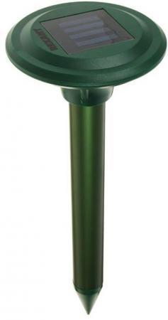 цена на Ультразвуковой отпугиватель кротов на солнечной батарее REXANT R30 71-0007