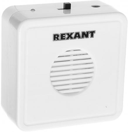 Ультразвуковой отпугиватель грызунов на батарейках REXANT 71-0013 отпугиватель грызунов ультразвуковой тайфун лс 600
