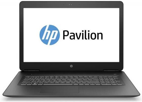 Ноутбук HP Pavilion Gaming 17-ab304ur 17.3 1920x1080 Intel Core i7-7500U 1 Tb 8Gb nVidia GeForce GTX 1050 4096 Мб черный DOS 2PP74EA nokotion 459564 001 laptop motherboard for hp pavilion dv6000 geforce 8600m gs ddr2 mainboard