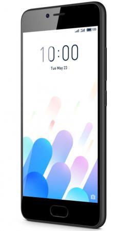 Смартфон Meizu M5c черный 5 32 Гб LTE Wi-Fi GPS 3G смартфон alcatel 1x 5059d серый 5 3 16 гб lte wi fi gps 3g 5059d 2aalru1