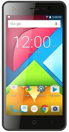 Смартфон teXet M-5071 черный Смартфон смартфон