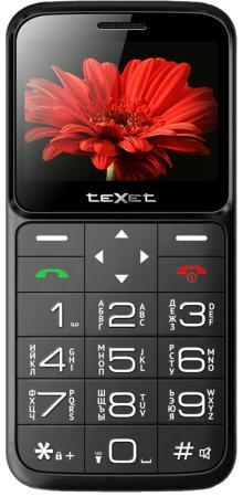 teXet TM-B226 черный-красный Мобильный телефон мобильный телефон texet tm 400