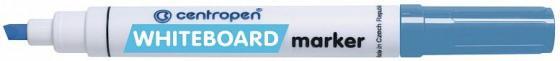 Маркер для доски, клиновидный наконечник, голубой маркер флуоресцентный centropen 8722 1о оранжевый 8722 1о