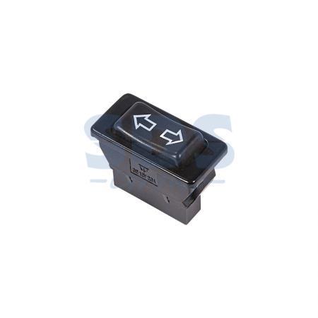 Выключатель (стеклоподъемника) клавишный 12V 20А (5с) (ON)-OFF-(ON) черный REXANT monitor audio silver 2 black oak