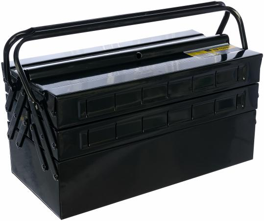 Ящик TOPEX 79R100 для инструмента металлический 40x20x21см