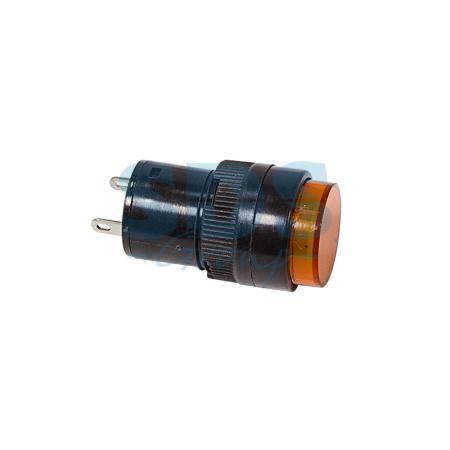 Индикатор O16 220V желтый REXANT