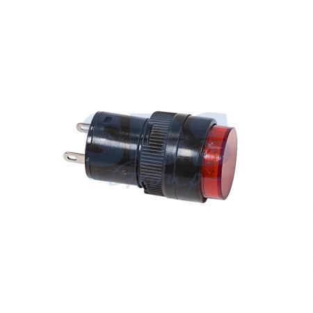 Индикатор O16 220V красный REXANT