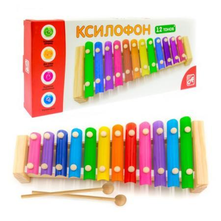 Ксилофон Анданте Ксилофон, 12 тонов РДИ-Д1014а doremi ксилофон для малышей