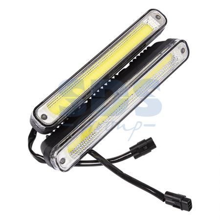 Дневные ходовые огни в пластиковом корпусе и светодиодным модулем alpino восковые темперные pintacolor в пластиковом корпусе