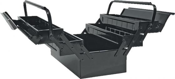 Ящик для инструмента Topex 79R101 550x200x210мм 4.4кг металлический