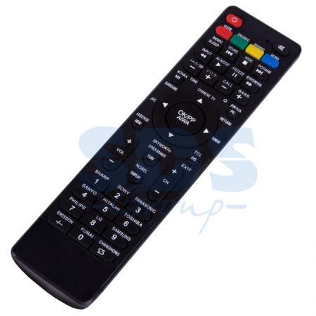 лучшая цена Пульт универсальный для телевизора REXANT RX-707E 38-0011