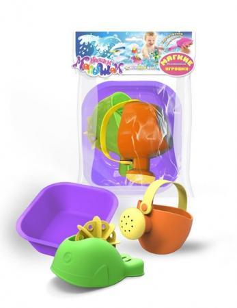 Набор игрушек для ванны Биплант №5 16065 в ассортименте