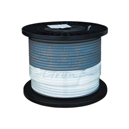 Саморегулируемый греющий кабель SRF16-2CR/SRL16-2CR (экранированный) (16Вт/1м), 200М Proconnect система подогрева труб nunicho micro10 2cr 2m