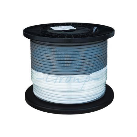 Саморегулируемый греющий кабель SRF24-2CR/SRL24-2CR (экранированный) (24Вт/1м), 200М Proconnect кабель lightning 1м wiiix круглый cb120 u8 10b