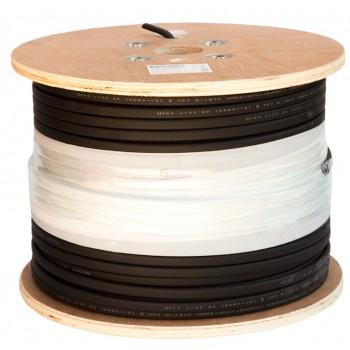 Купить Саморегулируемый греющий кабель SRL 24-2CR (экранированный) (24Вт/1м), 250М REXANT