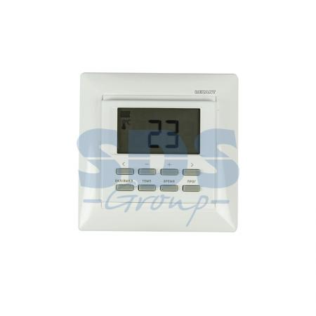Терморегулятор программируемый RX-527H (белый) REXANT (совместим с Legrand серии Valena) терморегулятор программируемый spyheat nlc 527h белый