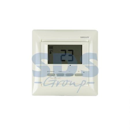 Терморегулятор цифровой RX-511H (бежевый) REXANT (совместим с Legrand серии Valena) 51-0567