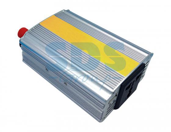 Автомобильный инвертор 300W 12V - 220V c USB REXANT автомобильный инвертор rexant 12v 220v c usb