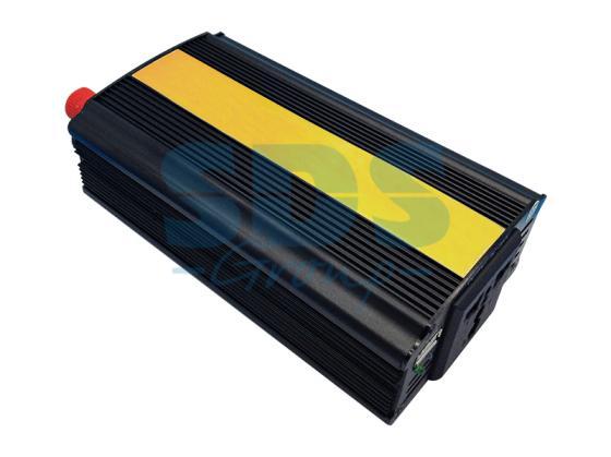 Автомобильный инвертор 500W 12V - 220V c USB REXANT автомобильный инвертор rexant 12v 220v c usb