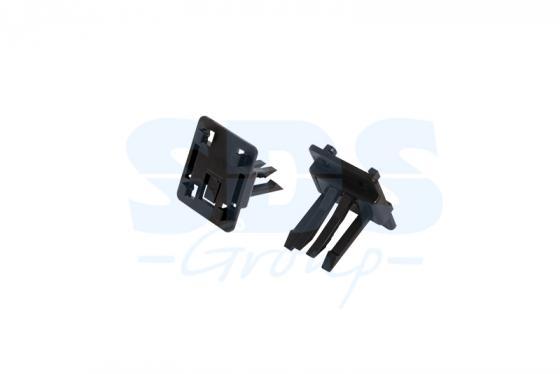 Адаптер автомобильного держателя для установки в решетку обдува 40-0600-4 адаптер для держателя фляги sks 10505 выскопрочный пластик черный 0 10505
