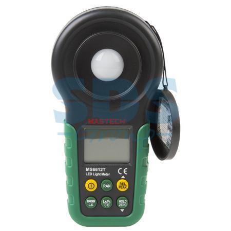 Люксметр MS6612T MASTECH mastech ms6252a handheld lcd digital electronic wind speed meter