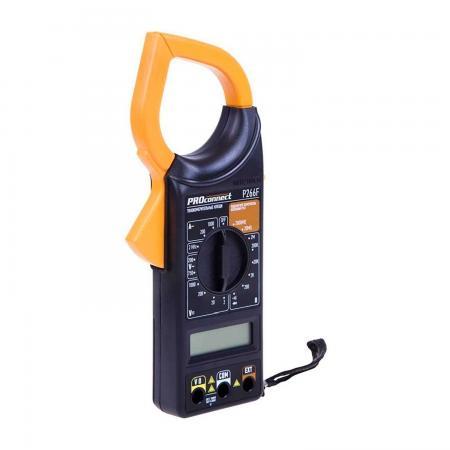 Токовые клещи P266F Proconnect токовые клещи sinometer bm803a