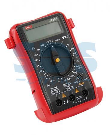 Портативный мультиметр UNI-T UT30F мультиметр uni t ut50d