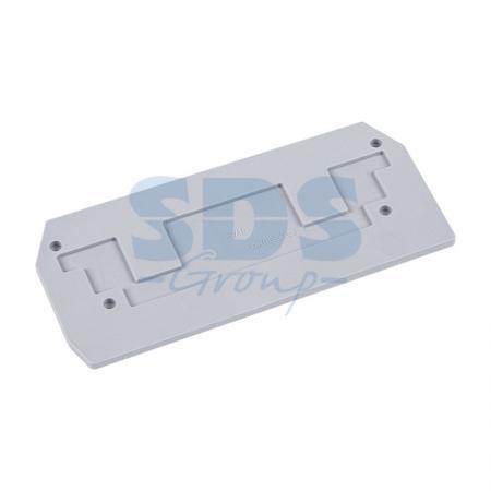 P9/10/G 284-328 284-325 Торцевая пластина для FJ1 серая