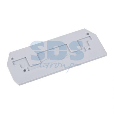 P9/6/G 282-328 282-325 Торцевая пластина для FJ1 серая