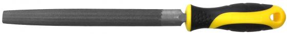 Напильник BERGER BG1153 полукруглый с рукояткой 200мм