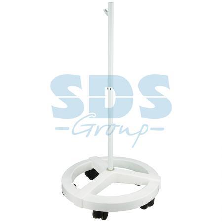 Стойка напольная для ламп-луп (круглая) REXANT цена и фото