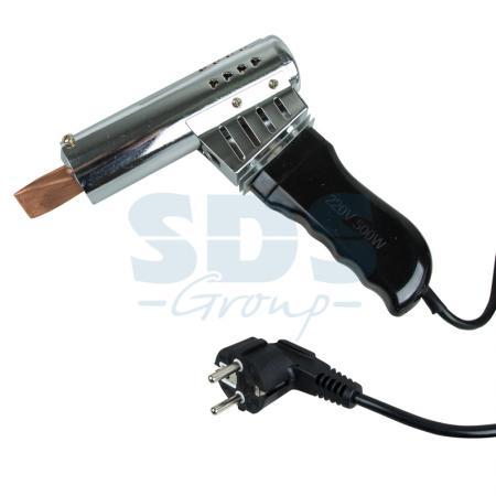 Паяльник-пистолет ПП 220В 500Вт пластиковая ручка REXANT паяльник псков пп 100