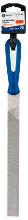 Напильник плоский КОБАЛЬТ 247-385 двухкомпонентная рукоятка, № 1, 250мм, подвес