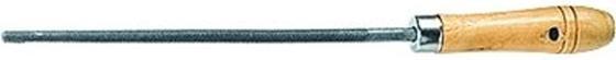 Напильник СИБРТЕХ 16126 200мм круглый деревянная ручка цена