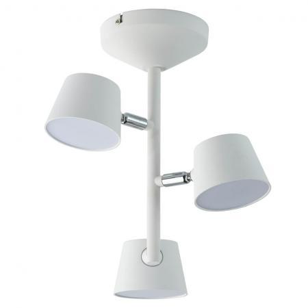 Потолочная светодиодная люстра с пультом ДУ De Markt Хартвиг 1 717010903 бра de markt хартвиг 1 717020802