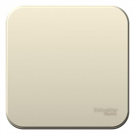 Выключатель SCHNEIDER ELECTRIC BLNVA101002 Blanca 1-кл. оп сх.1 10А 250В молоч.
