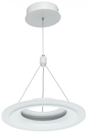 Подвесной светодиодный светильник De Markt Платлинг 661016401