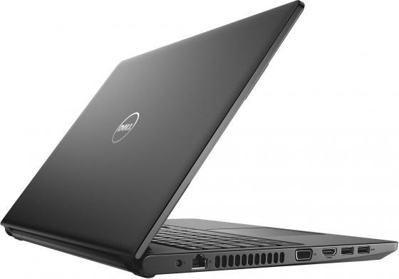Ноутбук DELL Vostro 3578 15.6 1920x1080 Intel Core i5-8250U  Tb 4Gb Radeon R5 M520 2048 Мб черный Linux -2639