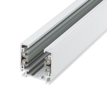 Шинопровод трехфазный (09727) Uniel UBX-AS4 White 200 шинопровод трехфазный uniel ubx as4 black 100